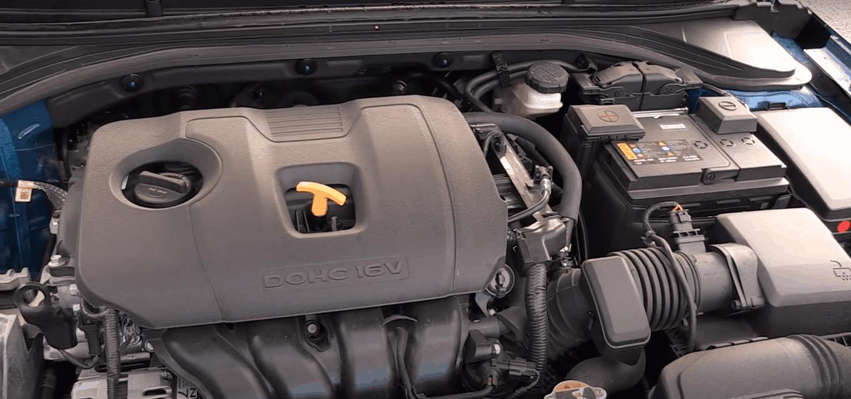 محرك هيونداي النترا 2020