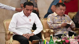 JK Diserang Buzzer, Pengamat: Kepercayaan kepada Jokowi Semakin Menurun