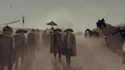 Jett The Far Shore Game Screenshot 1