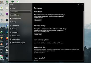 Ada aneka macam alasan mengapa Anda perlu mengatur ulang PC Windows  Cara Praktis Mengatur Ulang ( Reset ) Windows 10 Kembali Ke Stok Pabrik!