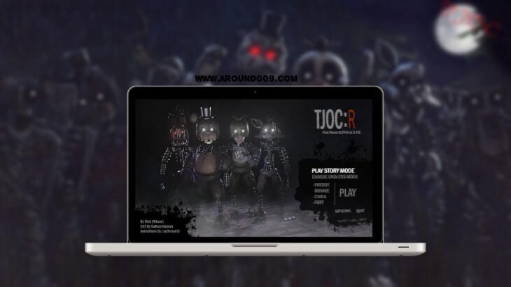 تحميل لعبة The Joy of Creation: Story Mode للكمبيوتر والموبايل مجاناً