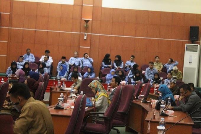Rapat Paripurna DPRD Depok Bahas Rencana Kerja AKD Tahun 2017-2018