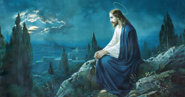 Oração da noite antes de dormir