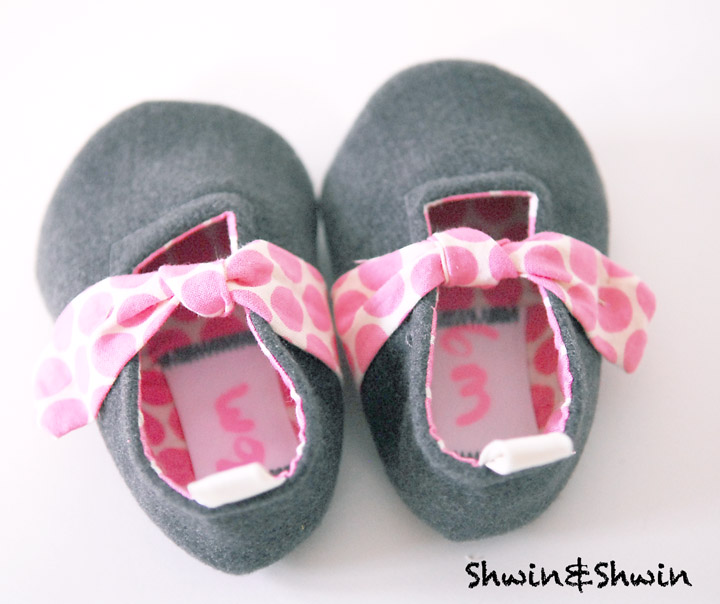 Forget Me Knot Shoes Free Pdf Pattern Shwin And Shwin
