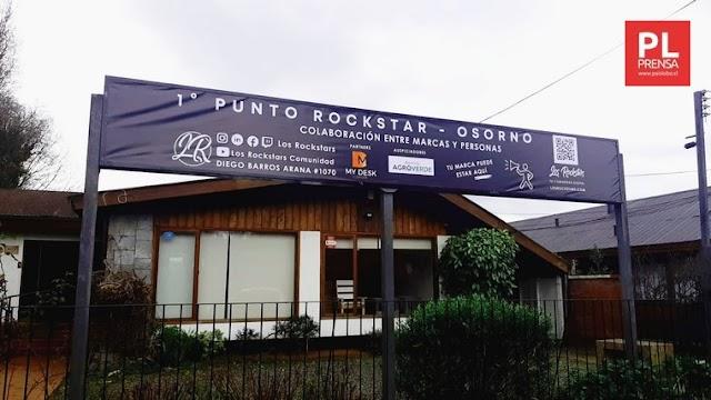 Inauguran Rockstar: Espacio colaborativo en Osorno
