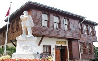 Tekirdağ Namık Kemal Evi Müzesi