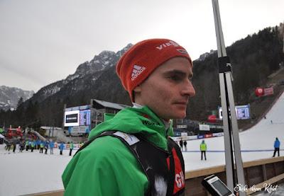 Freitag wygrywa kwalifikacje w Oberstdorfie!