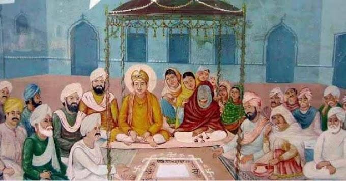 बाबे नानक दा विआह बटाला - Jor Mela Gurudwara Kandh Sahib