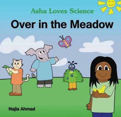 Asha Loves Science by Najla Ahmad