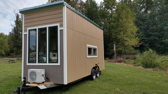 Sparrow - Blue Sky Tiny Homes