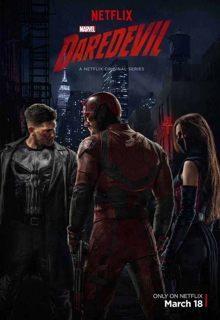 Daredevil Temporada 2 Latino