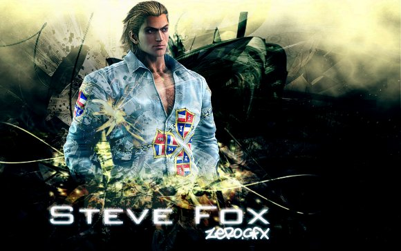 Tekken-7-game-Steve-fox