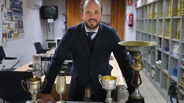 Pablo Baena, reelegido como pregonero en la Semana Santa de 2021 de Jerez de la Frontera