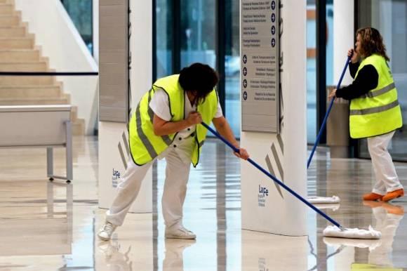 Personal de limpieza para  Empresa– Con o sin experiencia
