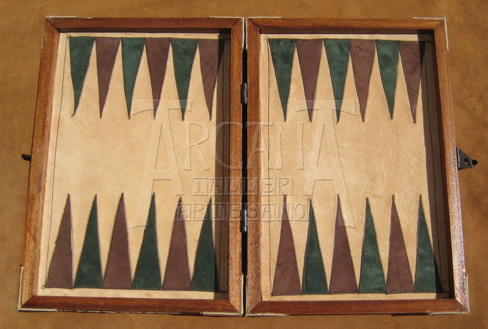 Backgammon Auron Nu Spielzeug