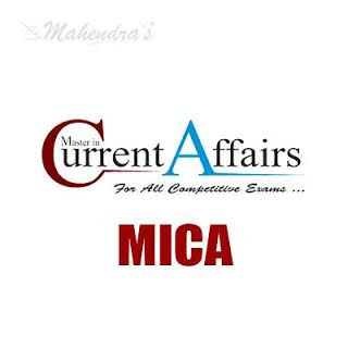 MICA-Master in Current Affairs:February 2020 pdf