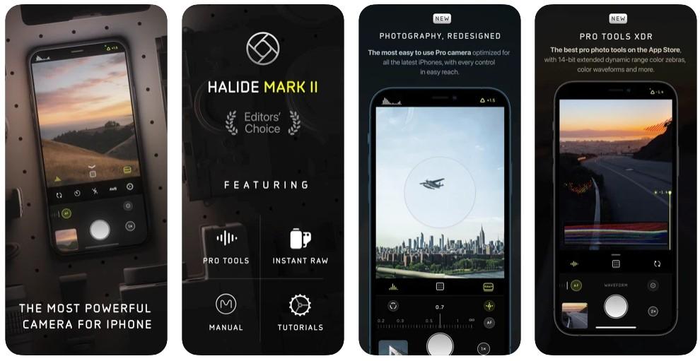Halide Mark II - Pro Camera