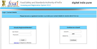 FSSAI food License Registration Process - Documents Required, Benefits, Penalty, Validity and renewal in Maharashtra. https://www.digitalindiapune.com/2020/05/FSSAI-food-License-Registration-Process-Documents-Required-Benefits-Penalty-Validity-and-renewal-in-Maharashtra.html