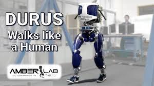 DURUS robot cammina come gli umani