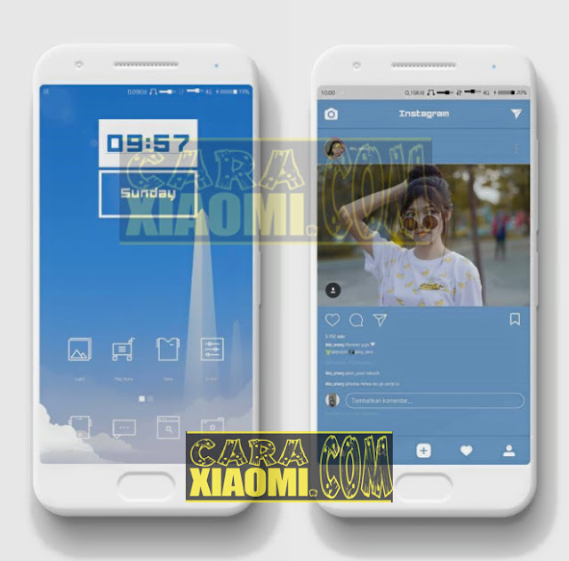 Tema MIUI Lutik Mtz By Rekjezt Update Tema Xiaomi Terbaru