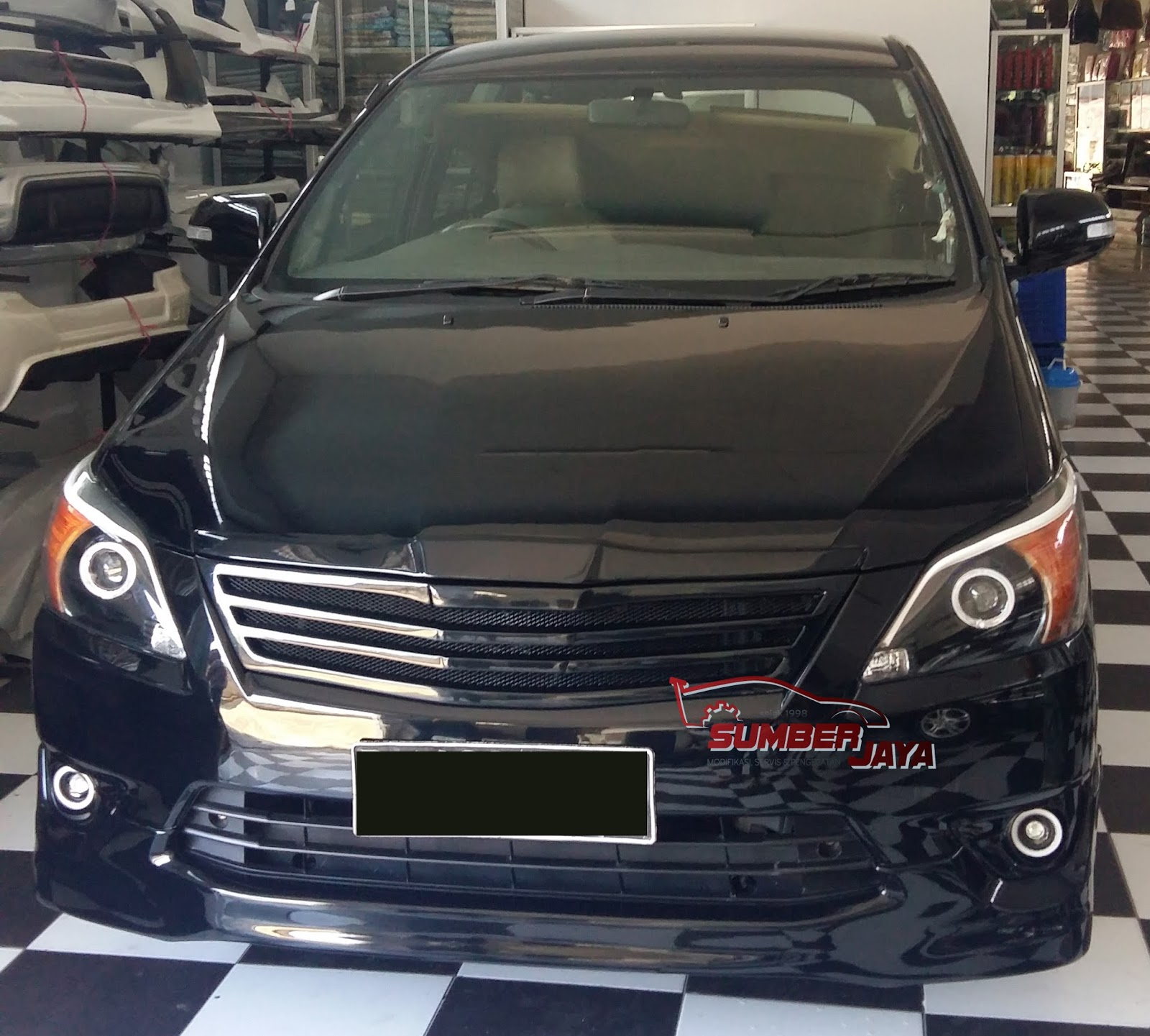 grand new kijang innova v 2014 stop lamp avanza kumpulan modifikasi mobil 2012 2018