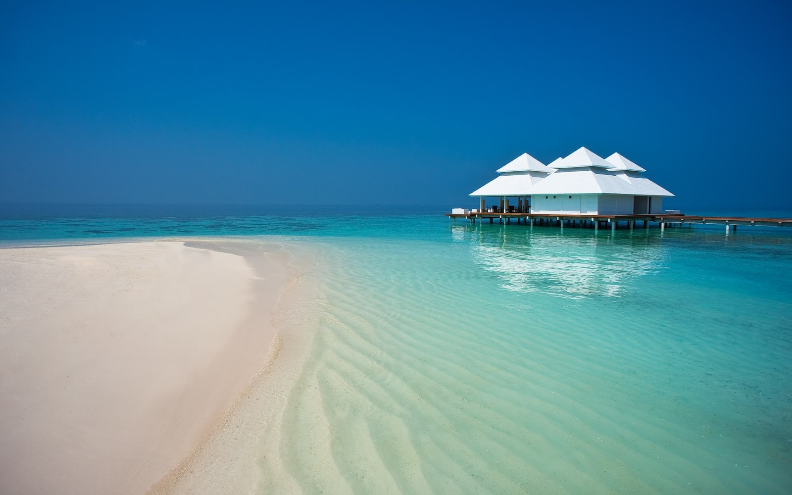 Vacanze all inclusive Club Med in resort, Maldive