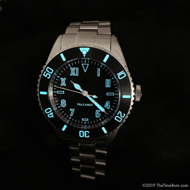 NTH Nazario Ghost lume