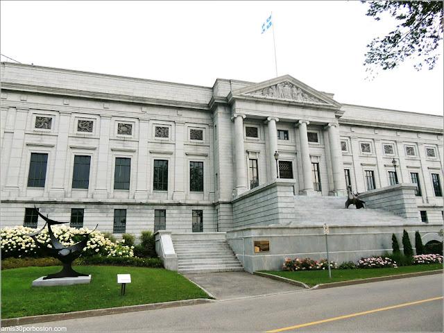Museo Nacional de Bellas Artes de Quebec