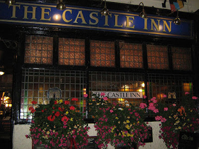 The Castle Inn - Fore Street - St Ives Cornwall