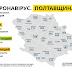 На Полтавщині через ускладнення COVID-19 померло п'ятеро людей