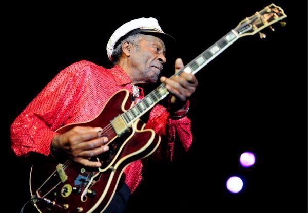 Έφυγε απο τη ζωή ο Chuck Berry