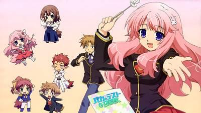 anime sekolah yang anti mainstream