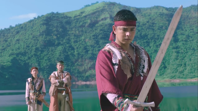Coco Martin as the titular character in 'Ang Panday'/Star Cinema
