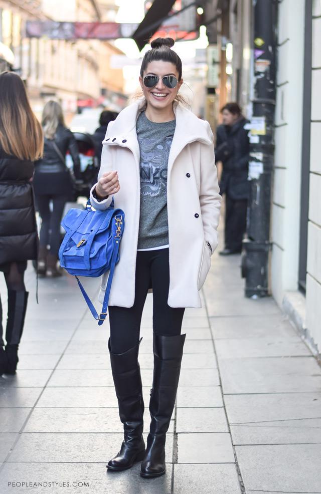 zagrbačka ulična moda