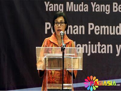 Sri Mulyani Mengatakan Sebelum Mengikuti Tax Amnesty, Tidak Berhak Menyanyikan Lagu Indonesia Raya