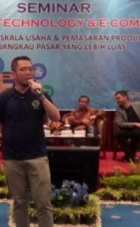 Kpw BI Cirebon Gelar Seminar Fintek dan E- Commerce