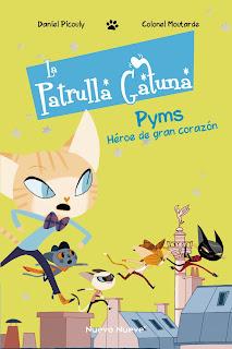 La Patrulla Gatuna - Pyms, héroe de gran corazón