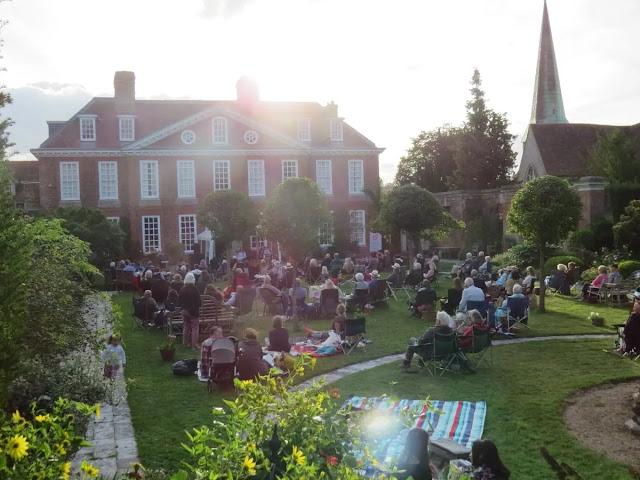 1. The Canterbury Festival