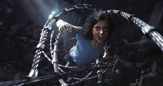 Dunia Sinema Review Alita : Battle Angel