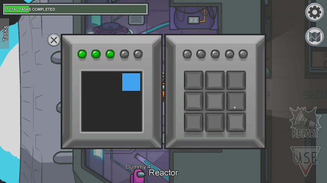 ロングタスク例 原子炉を起動する(Start Reactor)画像