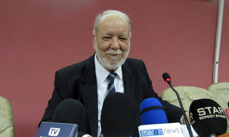 Έφυγε από τη ζωή ο πρώην Δήμαρχος Κομοτηνής Τάσος Βαβατσικλής