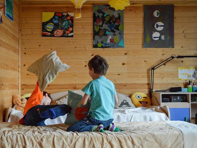 6 Inspirasi Merancang Dekorasi Kamar Tidur Anak Laki Laki Sederhana Arafuru