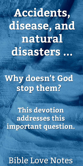 How Jesus Answered Their Questions About Disasters and Murder
