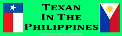 Texan in the Philippines blog
