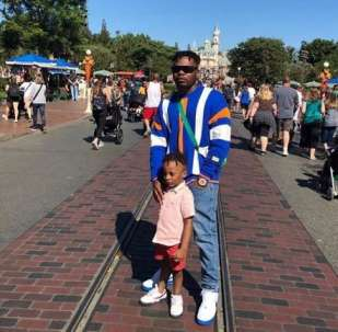 Olamide Speaks On Son's Addiction To Travis Scott Songs
