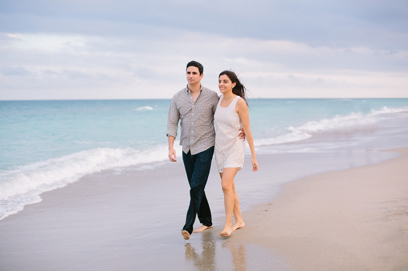 south florida palm beach engagement photos