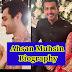Ahsan Mohsin Ikram-Ahsan Mohsin Ikram Biography