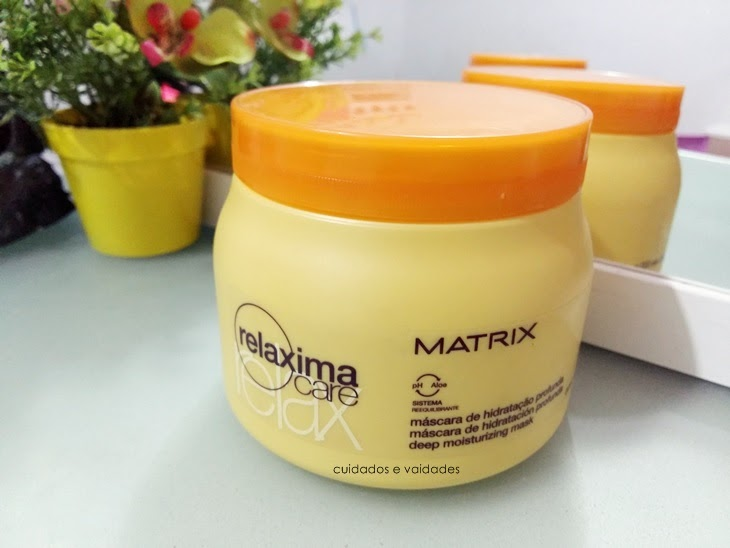Máscara Matrix Relaxima Care