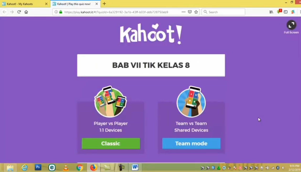 Cara Membuat Kuis di Kahoot, Buat Ujian Online