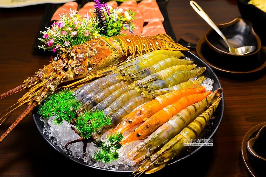 板橋美食,府中站美食,板橋火鍋,龍蝦火鍋,化饈火鍋